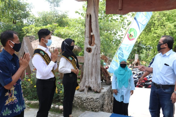 Bupati Blora Djoko Nugroho resmi kukuhkan kepengurusan Forum Genre Kabupaten Blora