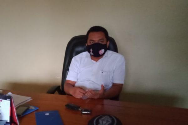 Ketua KPU Blora, M. Khamdun.