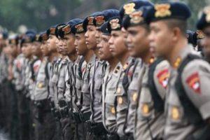 POLISI AKAN TINDAK TEGAS PESTA KEMENANGAN CALON PILKADA
