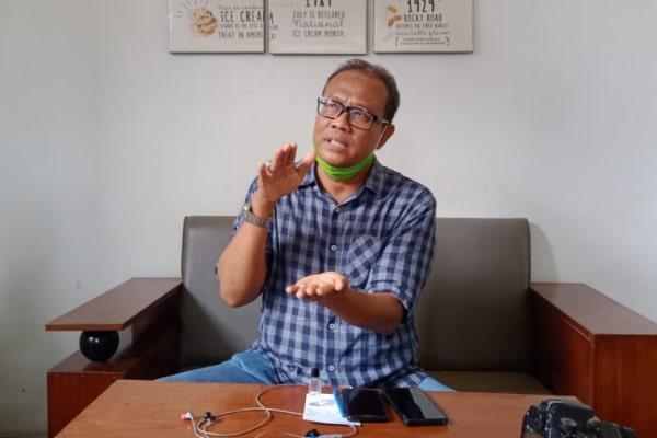 DICOPOT KARENA DUKUNG KLB, BAMBANG SUSILO AKAN KIRIM SOMASI