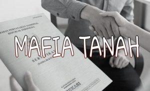 WARGA BLORA JADI KORBAN MAFIA TANAH