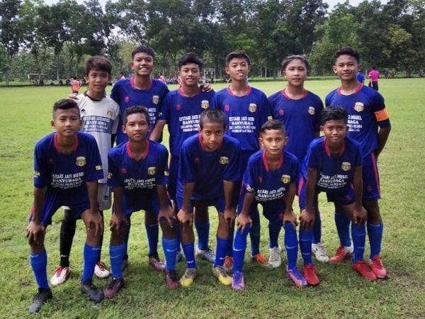 BHAYANGKARA FC BLORA JUARAI TURNAMEN LIGA JATENG HEBAT 2021 DENGAN SKOR 3-1