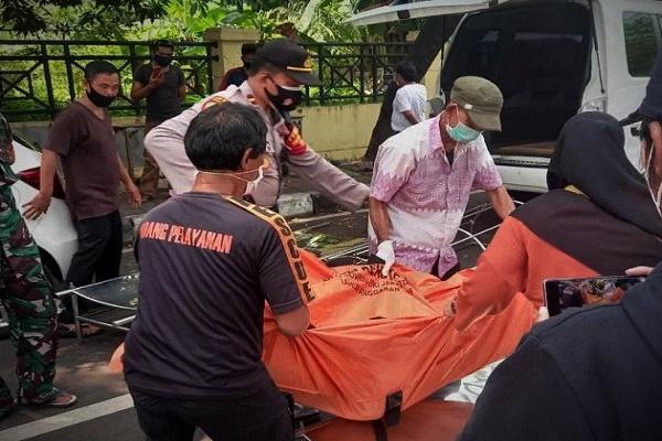 DUA PEKERJA BANGUNAN ASAL BLORA TEWAS TERTIMPA TEMBOK DI JAKARTA