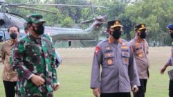 PANGLIMA TNI DAN KAPOLRI KUNJUNGI BLORA
