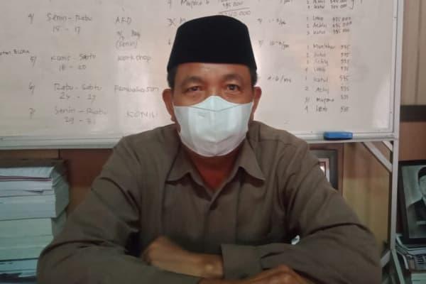 BELUM AJUKAN SURAT RESMI PAW, JARIMAN: MASIH NUNGGU SK DEFINITIVE DPW