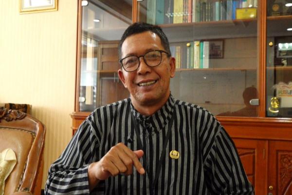 Sekretaris Dinas Pendidikan dan Kebudayaan Provinsi Jawa Tengah, Suyanta